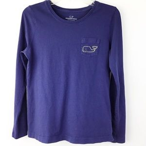 Vineyard Vines Long Sleeve T-shirt Small (1176)